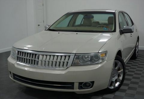 Pre-Owned 2008 Lincoln MKZ